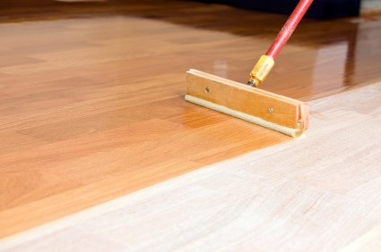 Floor Refinishing by Affordable Painting & Papering