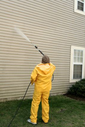 Pressure washing in Ogontz Campus, PA by Affordable Painting & Papering.