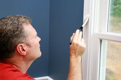 Interior painting in Abington, PA by Affordable Painting & Papering.