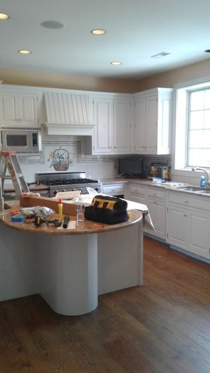 Before & After Cabinet Painting in Southampton, PA (1)