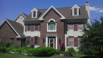 Exterior House Painting in Glenside by Affordable Painting & Papering