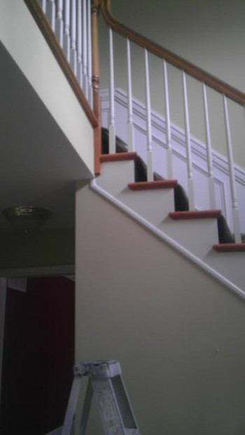 Lansdale Interior Paint Job
